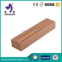 Environmental friendly Waterproof wpc tongue and groove composite decking