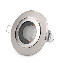 CE RoHS 3W 5W 7W IP44 Ceiling Recessed Retrofit Led Spotlight Frame Metal Lamp Fittings