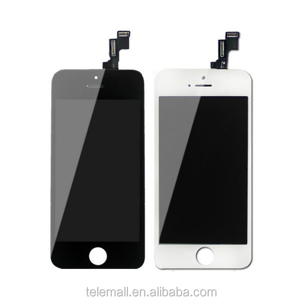 100% original lcd for iphone 5 digitizer,mobile phone screen lcd for iphone 5c lcd display, for iphone 5s screen
