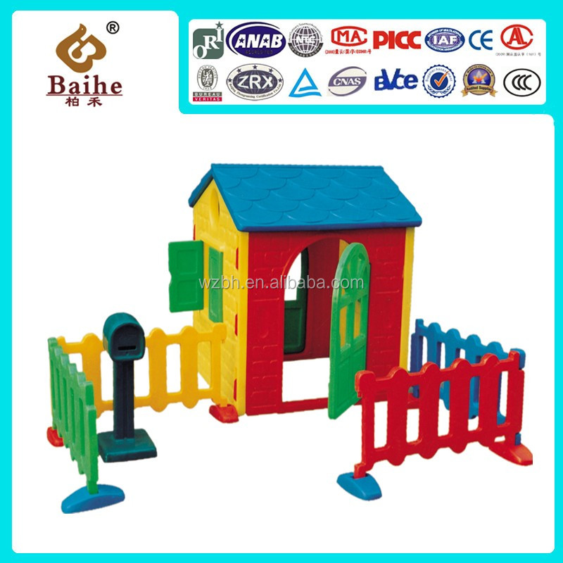 Playhouses Green Cubby House Plastic Film