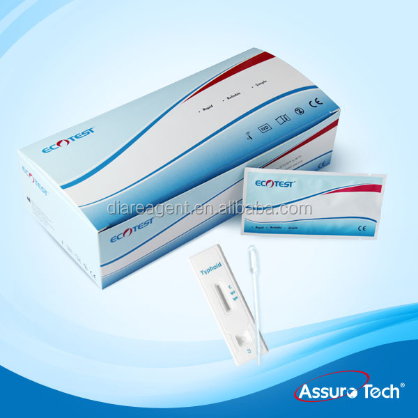 Salmonella Typhoid Antigen rapid test kit