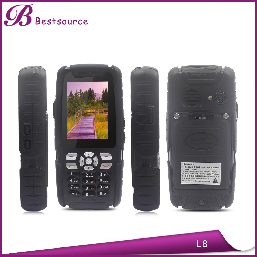 2.4inch smallest phone with bluetooth, big numbers mobile phone, walkie talkie with bluethootn headset