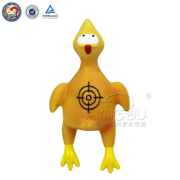 China Wholesale Rubber Bird Toy