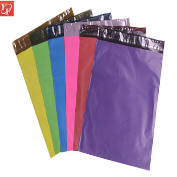 Bulk buy from china custom printing poly bags for packaging