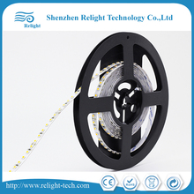 New IP65 waterproof led light strip shaped flexible led strip for outdoor decoration