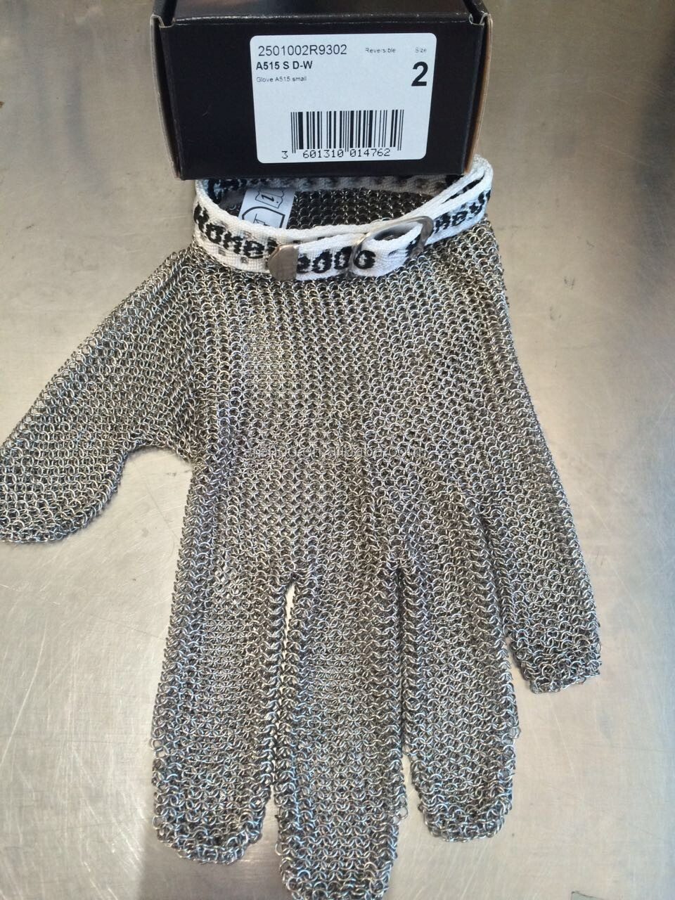 Work Wear Gloves, Wire Mesh Gloves, Factory Safety Gloves