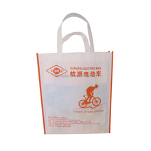 2015 Hot Selling New style Custom Printing supermarket folding shopping bags