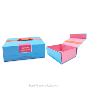 Custom Retail High Quality Cardboard Collapsible Gift Boxes