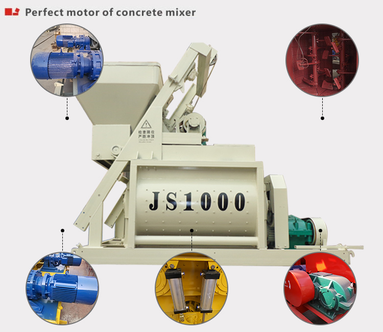 ISO9001 super quality china manufacture italian concrete mixer