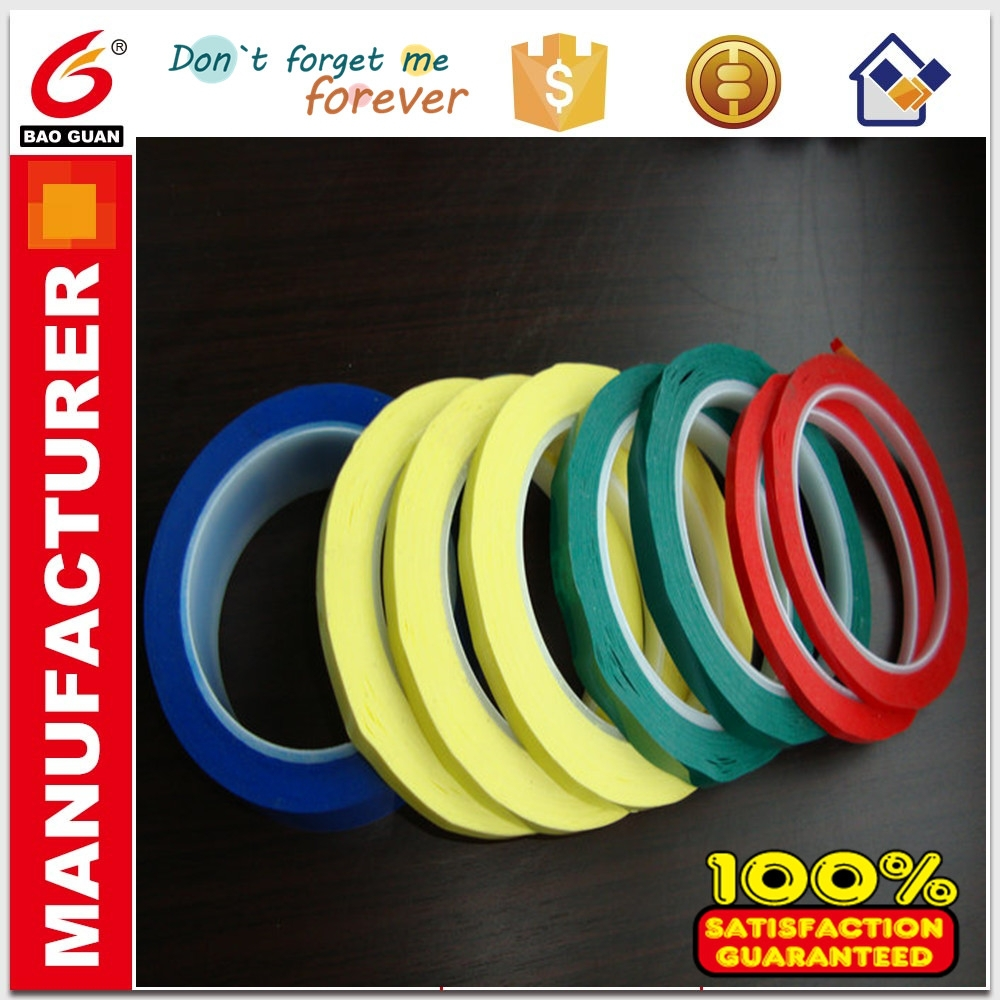 alkaline resistant and for lithium battery Mylar Adhesive Tape