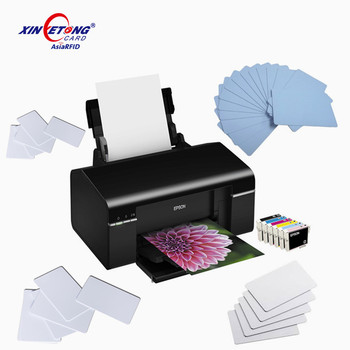 Brand New & Original Epson T50 for Sublimation & Photo Printing plastic id card printer