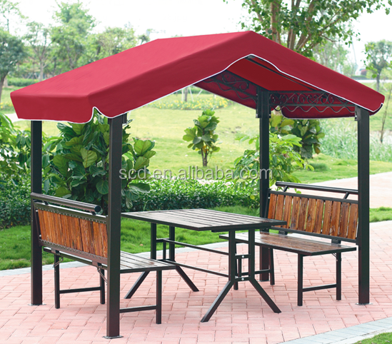 Leisure Garden Used Mini Gazebo for sale