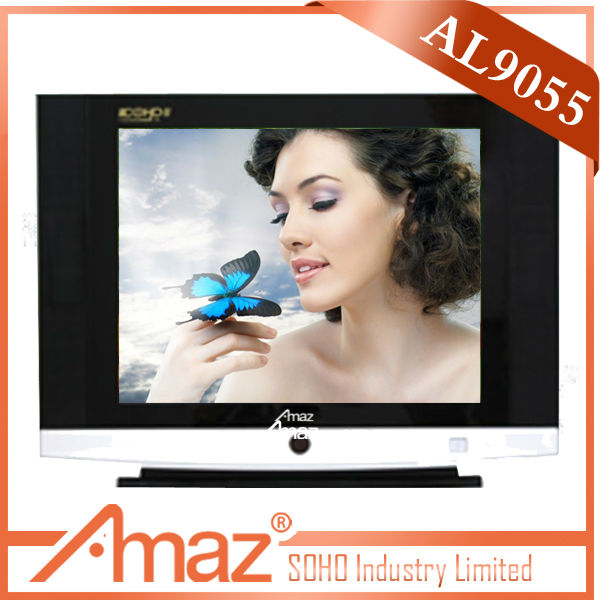 best quality 21inch ic NF/PF with USB/SD color tv