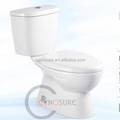 CY2838-CHEAP WC Siphonic Washdown Two Piece Toilet