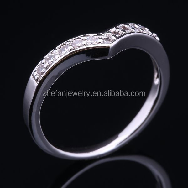 Professional Jewelry Factory Light Weight Top Quality Jewelry 1 Dollar Ring