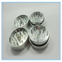Custom 4 part herb grinder OEM design aluminum grinder cnc can grinder