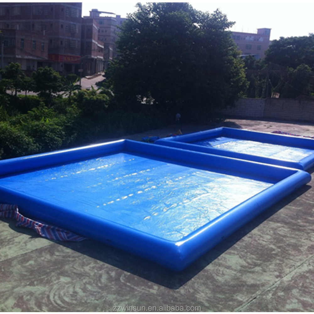 2018 hot sale large inflatable swimming pool, floating inflatable boat swimming pool, inflatable swimming pool Singapore.