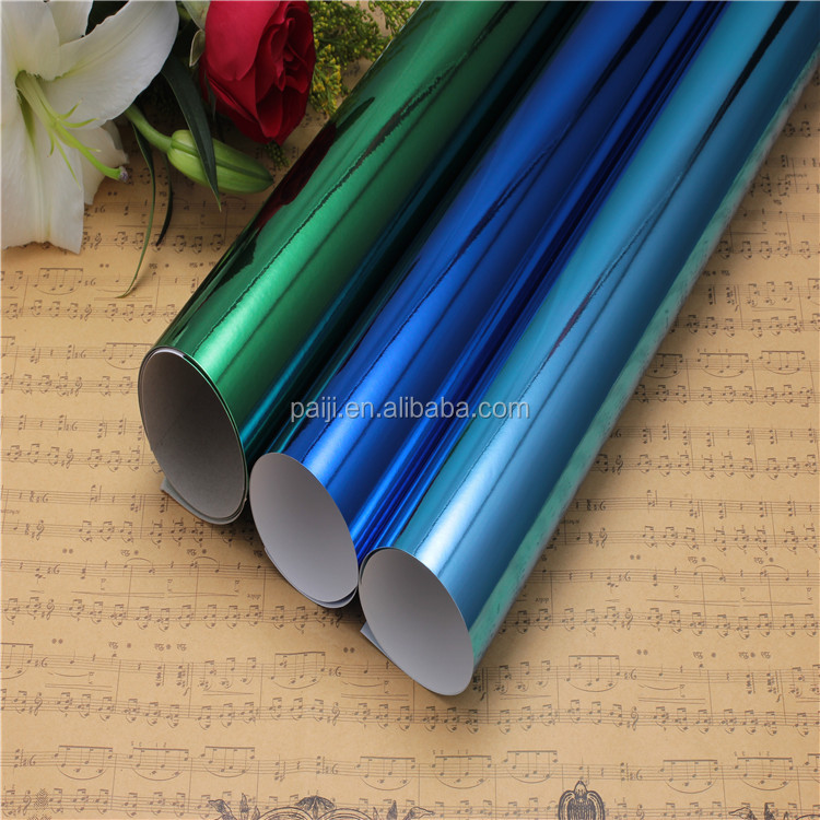 Color cardboard Metallic paper board