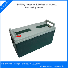 China made Deep Cycle Maintenance Free 12V 100AH 150AH 200AH Solar Battery
