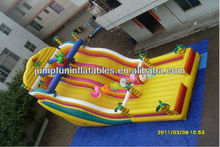 Most popular inflatable slide Jumping castles