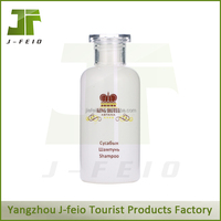 Hotel Small Plastic Shampoo Bottles With