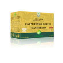 Lifeworth cappuccino slimming instant coffee powder