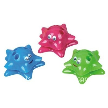 novelty shaped Animal -shaped plastic pencil sharpeners