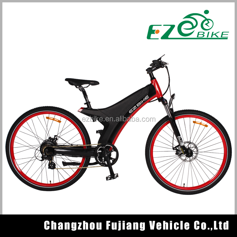 2016 electric bike, e bike battery pack, electric bicycle with 250w motor
