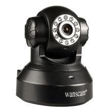 Low Cost Wifi IP Camera Remote Control Pan Tilt Push Video IP Camera