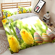 Luxury Stock Bedding 4 pcs Polyester Discount Custom New Animal 3D Digital Printed Bed Sheet Design