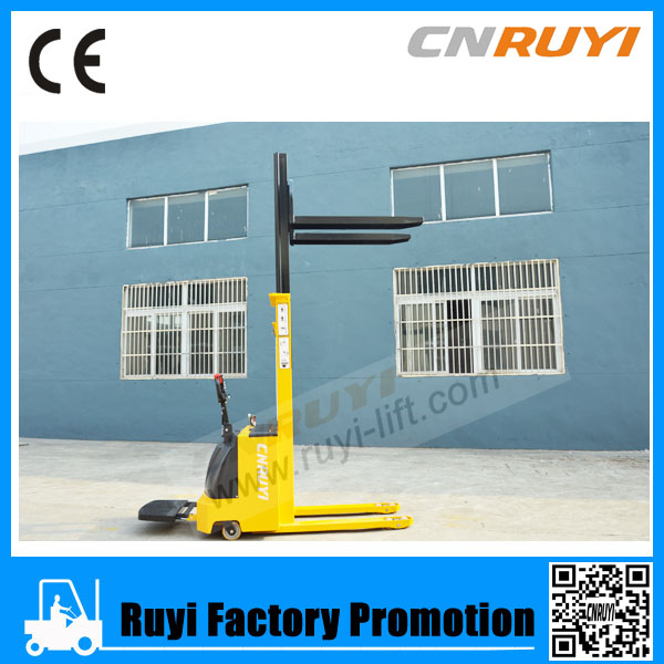 2.5ton electric fork lift, battery power forklift, Ruyi fork lift