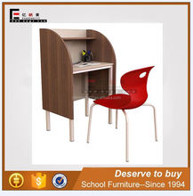New Steel Frame School Study Carrels for School Library Room