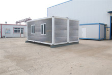Panel Neopor ECO Friendly prefab container houses modular site office