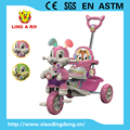 Good sale baby tricycle new models with light and music New and cheap baby trike with canopy 3 wheel children tricycle
