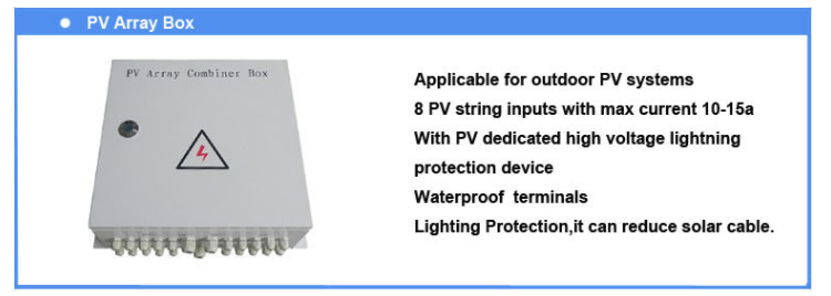hot!! 5kw 96v solar mounting system parts