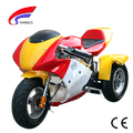 Hot Selling 3 Wheel 49cc Kids Pocket Bikes Cheap For Sale