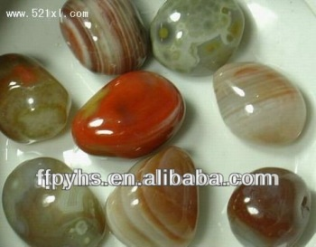 natural color agate
