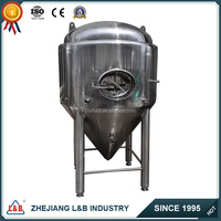 10BBL conical alcohol fermenter tank