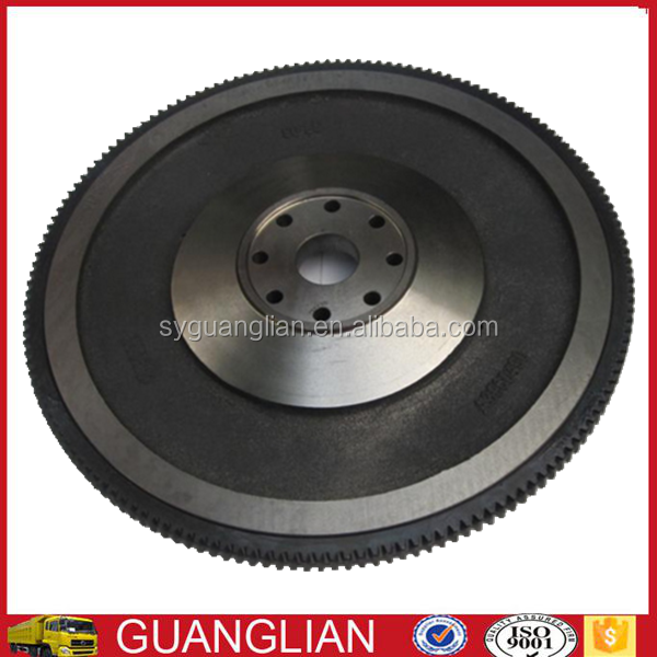 6CT engine auto parts Flywheel 3960491 for Dongfeng truck