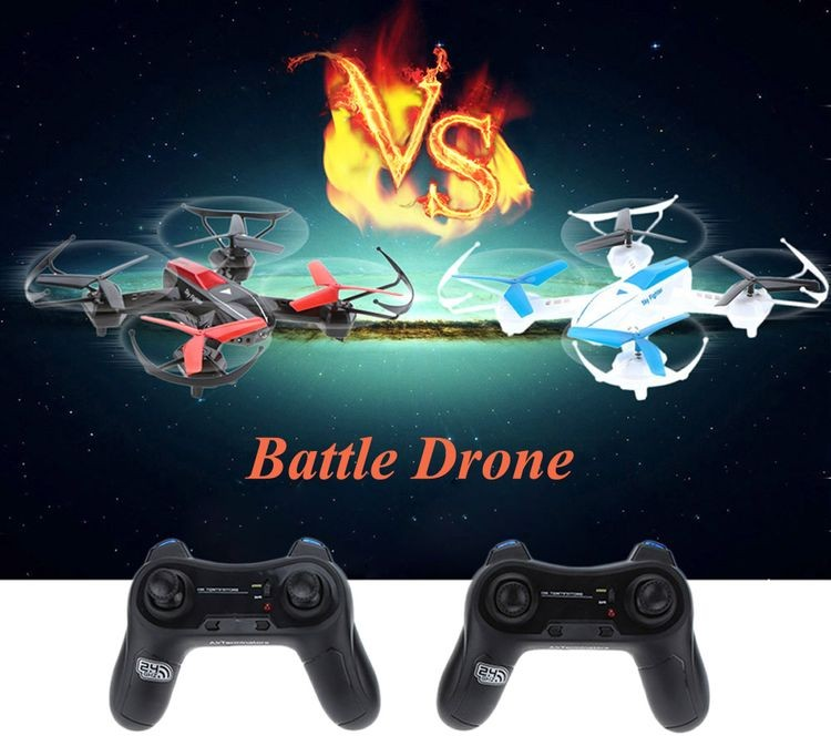 277822-2.4GHz 4CH 6-Axis Gyro RTF RC Quadcopter Battle Drone with Infrared Combat Function-2.jpg