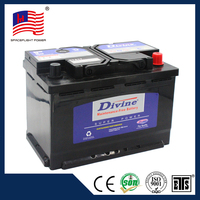 global brand 57217 lead acid 12v rechargeable battery for auto car