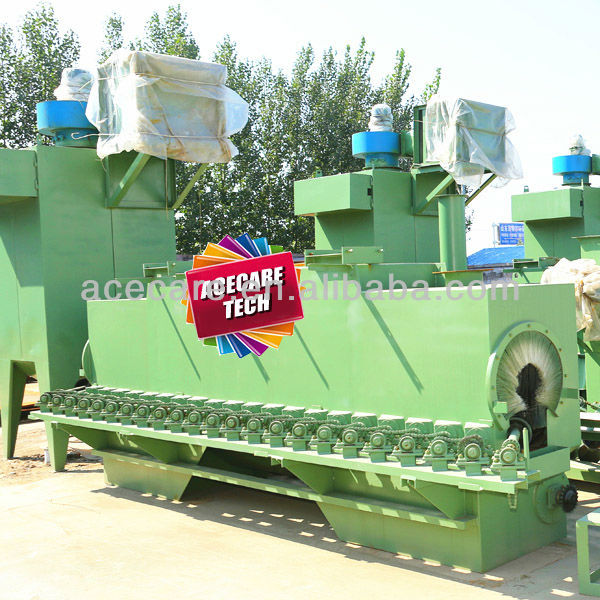 Floor shot blasting machine,.shot blasting equipment,.steel pipe shot blasting machine