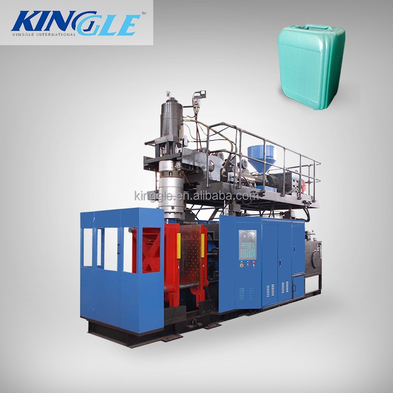 PXB80 easy operate high efficiency HDPE 30L blow moulding machine