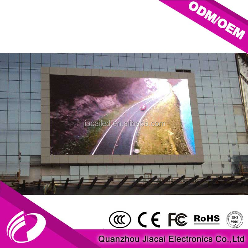 P6 RGB LED Screen Full Color Rent LED Video Wall Outdoor LED Monitor Display