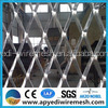 factory expanded metal wire mesh fence hexagonal or special shape
