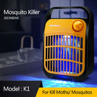 2015new model mosquito killer for indoor Insect Trap high efficiency LED mosquito lamp