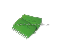 Plastic Lawn Claw Leaf Scoop Collector