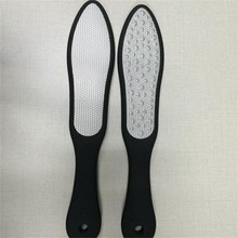 2016 new design stainless steel professional foot grater pedicure
