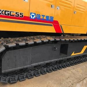 Best Quality XGC55 50 ton crawler crane