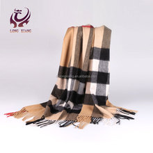 super warm wholesale pure mongolian 100% cashmere pashmina scarf for women